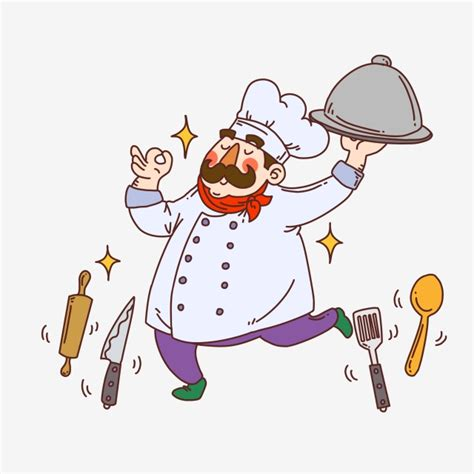 clipart cuoco chef chef clipart characters png transparent