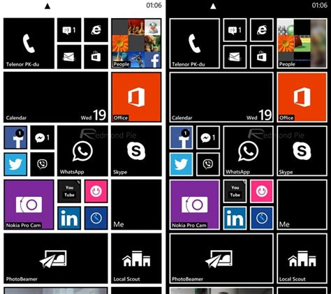 live themes for windows 8 1 phone how to enable black live tiles theme on windows phone