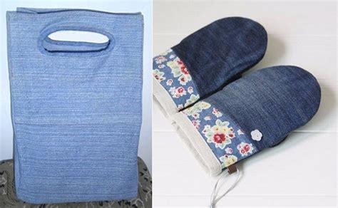 repurpose  jeans  mind blowing diy ideas