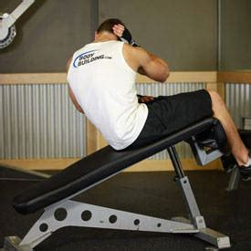 bench jackknife crunches what is the best workout for strengthening oblique muscles