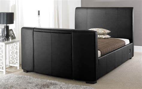 tv bed cheap buy cheap leather tv bed compare beds prices for best uk