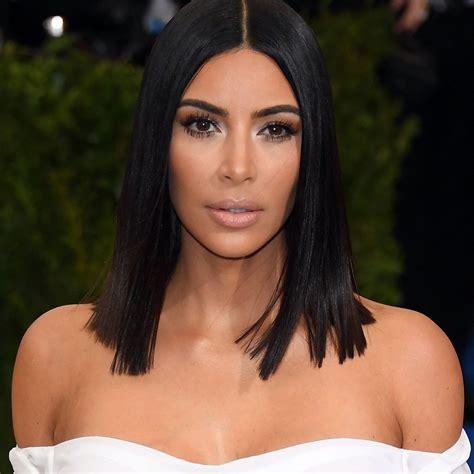 kim kardashian long bob hair on conna 238 t d 233 sormais l astuce pour avoir les cheveux