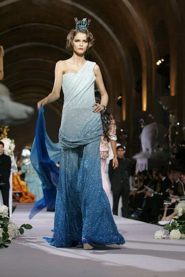 Christian To 60th Anniversary With A Couture Show by 450 Best Galliano For Images On