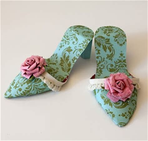 how to make paper shoes templates inspiration couture shoes celebrate decorate