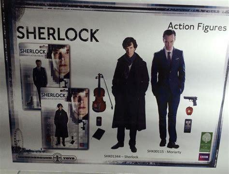 sherlock figure 5 inch the fair 2015 underground toys merchandise guide