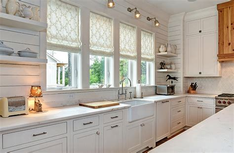 kitchen blind ideas style up your home this summer with cool roman shades