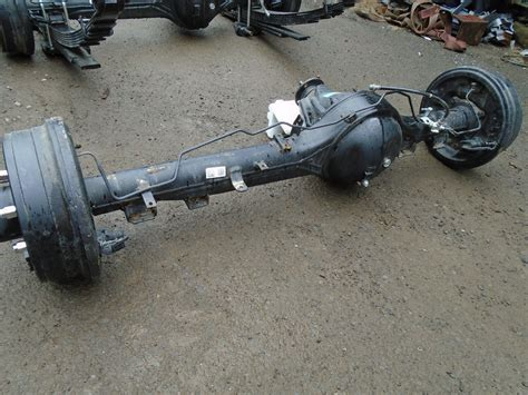 Toyota Rear Axle Toyota Land Cruiser 78 Series Rear Axle With Brake Drums