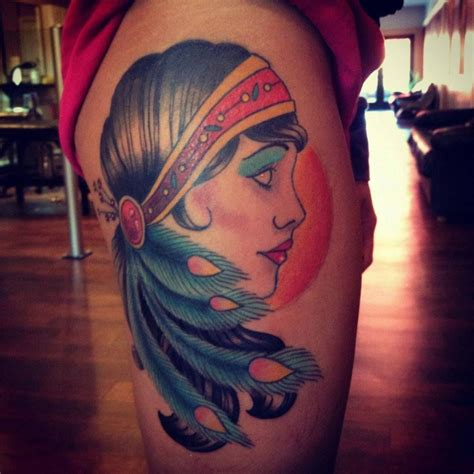 new age tattoos traditional by ben delano of new age