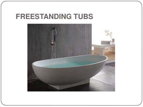 different bathtubs different types of bathtubs