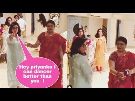priyanka chopra dancing with the stars priyanka chopra s mom madhu chopra dancing with nick jonas