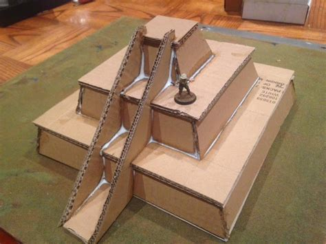 How To Make A Temple Out Of Paper - tmp quot need help with finishing pulpy mayan temple quot topic