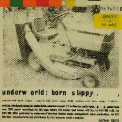 born slippy jazz born slippy cd single underworld muziekweb