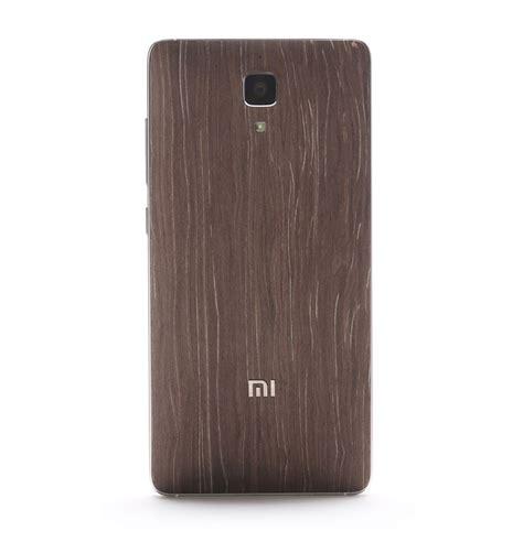 Original Ipacky Xiaomi Mi4 1 original bamboo styleswap cover for xiaomi mi4 100