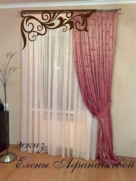 cortinas para ventana cortina para ventana cortinas cenefas pinterest