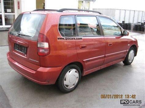 mitsubishi comfort 2002 mitsubishi space star 1 3 comfort car photo and specs