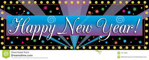 banner design happy new year happy new year banner royalty free stock photos image