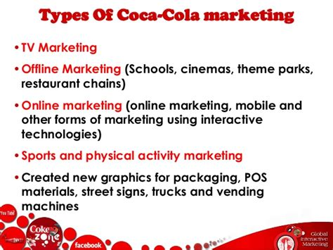 layout strategy of coca cola wedding slideshow software marketing strategy for