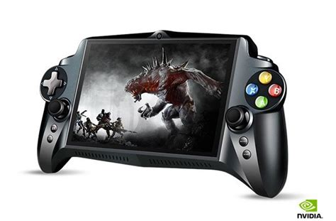 android gaming handheld jxd s192 nvidia android retro handheld console pre orders open for 316 geeky