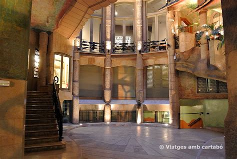 La Pedrera Interior the world s catalog of ideas