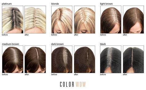 wow dk hair color color wow snel en makkelijk van je uitgroei af