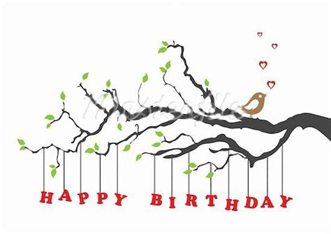 Landscape Birthday Pictures Birdie Happy Birthday Landscape They Say It S Your