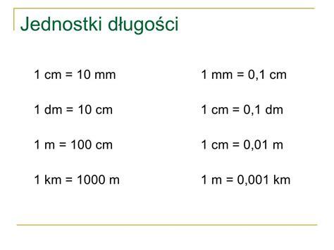 1 5 km to m 1 5 kilometers to meters conversion zamiana jednostek długości i pola ppt video online pobierz