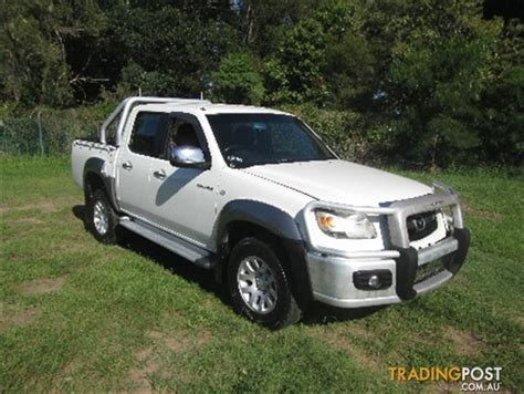 2008 mazda bt 50 sdx b3000 utility for sale in coopers