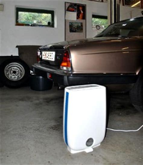 Entfeuchter F R Auto by Schimmel In Der Garage Schimmel In Der Garage