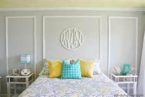 Wainscoting On Walls Teen Room Makeover Sand And Sisal