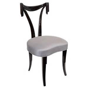 Vanity High Chair Desk Vanity Chair By Grosfeld House At 1stdibs