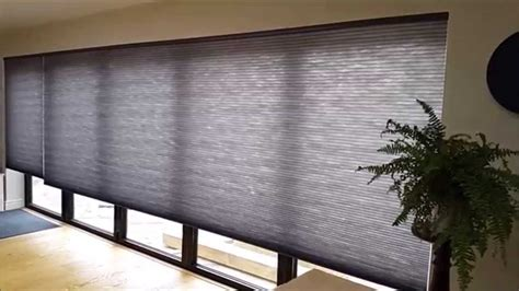 Fitted Blinds by Electric Duette Blinds Fitted By Niche Blinds
