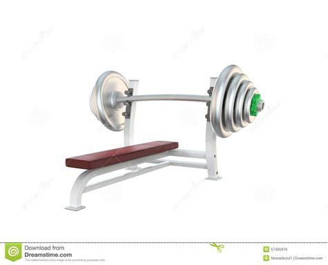 Barbel Sport Sport Barbell Stock Illustration Image 57405916