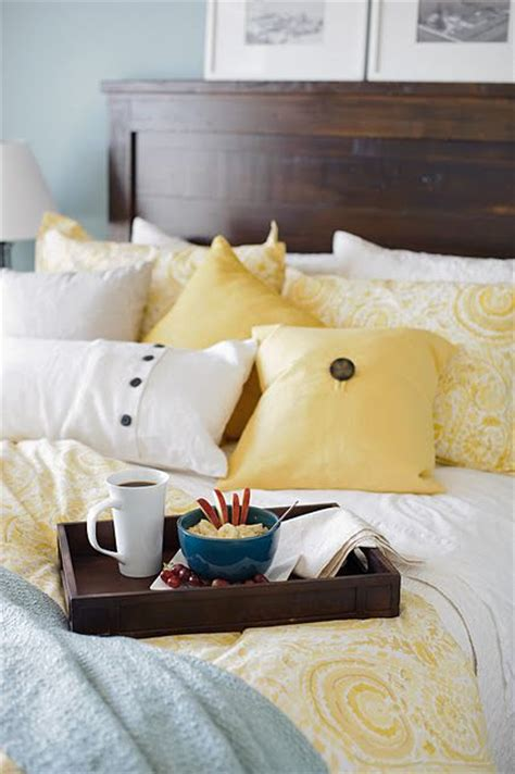 bright morning pillow top beds best 25 light yellow bedrooms ideas only on pinterest
