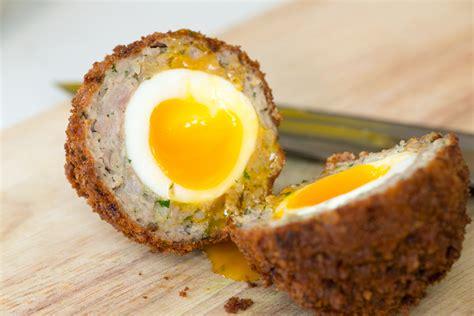 Handmade Scotch Egg - scrumptious scotch eggs recipe by pix