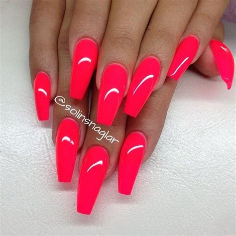 neon color nails best 25 neon nails ideas on colorful nail