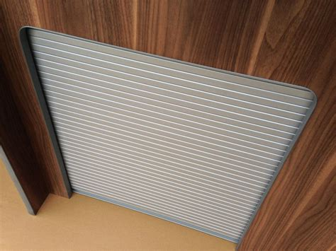 Aluminum Roll Up Cabinet Doors Aluminum Roll Up Cabinet Doors Door Design