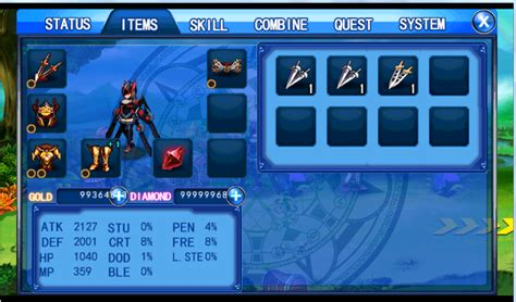 game android yg di mod hero quest rpg mod gems gold android game moded