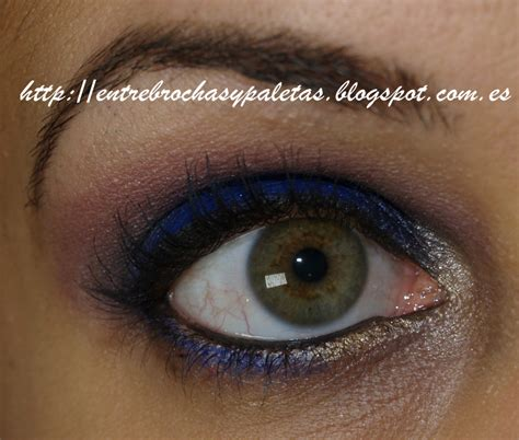 Eyeliner The Balm Madly In Eye Liner Hitam 2 Look Chaos The Vice Palette Ud Entre Brochas Y Paletas