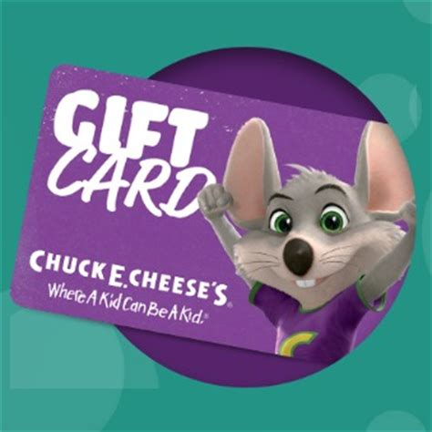 Chuck E Cheese Gift Card Balance - help chuck e cheese celebrate 40 years of fun and get a chance to win a 5 000 vip