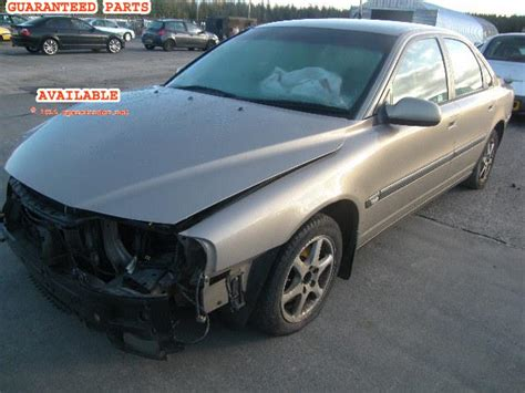 volvo s80 spare parts volvo s80 breakers s80 d dismantlers