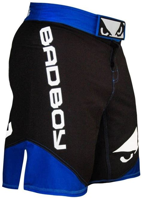 Bad Boy Legacy Ii Celana Combatmma Fightshorts Blackblue bad boy legacy ii mma fight shorts black blue mma shop fightwear shop nederland