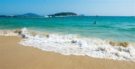 dadonghai beach sanya dadonghai beach