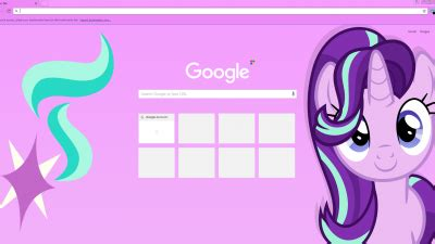 theme google chrome my little pony themebeta google chrome themes and theme creator