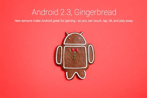 android gingerbread android cupcake to kitkat the inspiration room