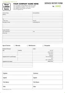 Vehicle Service Template by Vehicle Service Report Forms Ncr Templates New Used