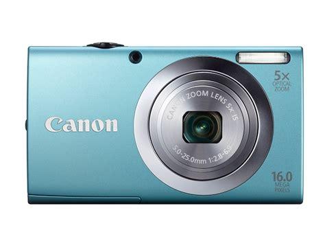 Kamera Canon A2400 Is canon umumkan 6 kamera powershot seri a terbaru just