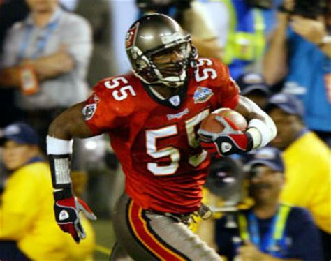ira kaufman discusses derrick brooks in hall of fame