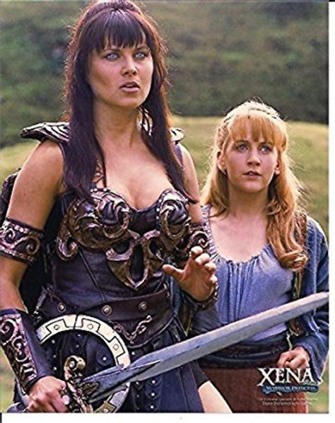 xena warrior princess amazon xena warrior princess lucy lawless renee o connor photo