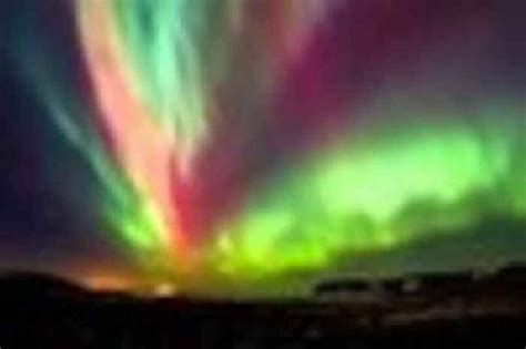Where Can You See The Northern Lights In Thanet Tonight Where Can I See Lights