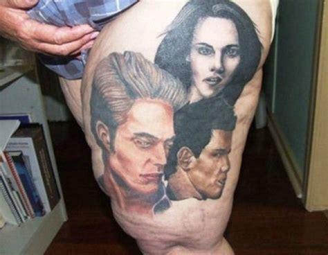 татуировки героев фильма сумерки 187 прикольные картинки